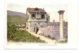HR 21210 SOLIN / SALONA, Tusculum Dei Direttore Bulic, Ca. 1905, Ungeteilte Rückseite - Croatie