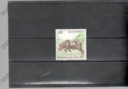 LAOS Nº  A 83 - Rinocerontes