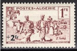ALGERIE 1939 - Y.T. N° 160  - NEUFS** - A2 - Algérie (1924-1962)