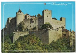 UC117     Salzburg - Festung Hohensalzburg - Austria