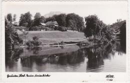 Gmunden - Hotel Marienbrücke - Gelaufen Mit M. 1959 - Gmunden