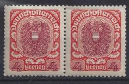 Austria  1920/21 4K (**) MNH Mi.317 - Ungebraucht