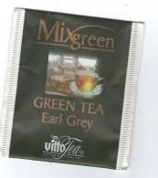 Tea Bag - Czech Republic - Mixgreen,company VITTOTea - Etiquettes