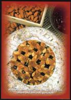 Süße Mehlspeise LINZER TORTE - Rezeptkarte Mit Duftaroma - Küchenrezepte