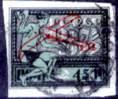 Russia-00159 - 1922: Posta Aerea, Y&T N. 1 (o) Used - Privo Di Difetti Occulti - Usati