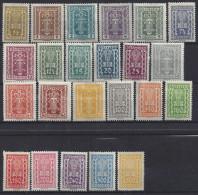 Austria  1922/24   (*) MH X23 - Ungebraucht