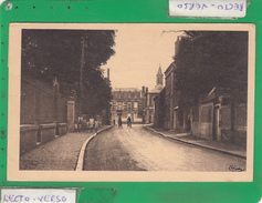 BERTHECOURT MAIRIE HOSPICE - Francia