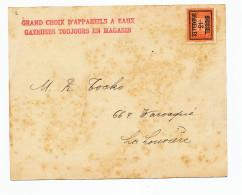 978/23 - BELGIUM - Carte Publicitaire PREO Bruxelles 1913 - Eaux Gazeuses , Liqueurs Sans Alcool Delcroix à BXL - Boissons