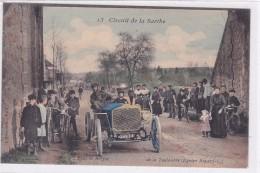 Automobile - Circuit De La Sarthe - Pont De Berfay De La Touloubre (équipe Bayard-C) - Sport Automobile