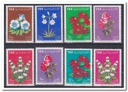 Yemen 1964, Postfris MNH, Flowers - Yemen