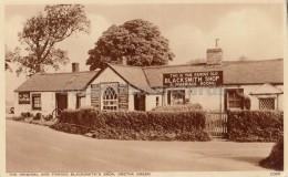 Gretna Green - The Original And Famous Blacksmith's Shop - Scotland