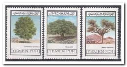 Yemen 1981, Postfris MNH, Trees - Yemen