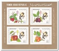 Yemen 1982, Postfris MNH, Fruit - Yemen