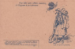 FRANCE  1914-1918 CARTE FM - Marcofilia (sobres)