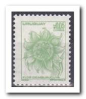 Uruguay 1976, Postfris MNH, Flowers - Uruguay