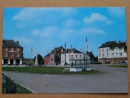 La Grande Place / Anno 19?? ( Zie Foto Voor Details ) !! - Herbeumont