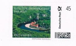 Deutschland Marke Individuell - Kloster Weltenburg An Der Donau - älteste Brauerei - Architektur, Bier - Beer - Klöster