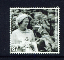 GREAT BRITAIN  -  2012  Diamond Jubilee  87p  Used As Scan - Used Stamps