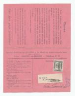 989/23 - Carte Publicitaire PREO Bruxelles 1907 - Glaces Et Cadres De JEMEPPE Sur SAMBRE - VERRERIES - Precancels