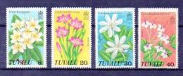 TUVALU Timbres Neufs ** De1978 / 1980   ( Ref 3692 ) Voir 3 Scans- Fleurs- Coquillages - Tuvalu