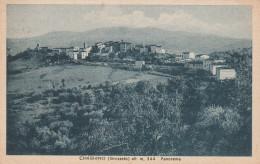 Card Cartolina  Cinigiano - (Grosseto) Panorama  Non  Viaggiata - Grosseto