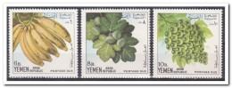 Yemen 1967, Postfris MNH, Fruit - Yemen