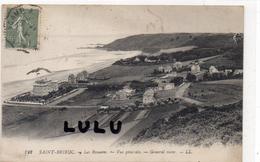 DEPT 22 : Saint Brieuc , Les Rosaires Vue Générale - Saint-Brieuc