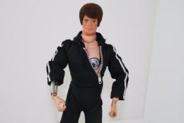 Vintage ACTION MAN : ATOMIC MAN - Original Hasbro 1975 - Palitoy - GI JOE - Action Man