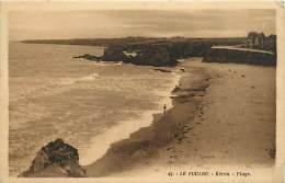 - Depts Div. Ref-JJ193- Finistere - Le Pouldu - Kerou - La Plage - - Le Pouldu