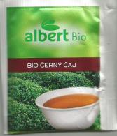 TEA BAG  (FULL) SACHET DE THÉ ALBERT BIO - Unclassified