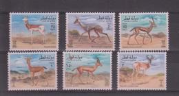 Qatar YV 700/5 N 1996 Gazelles - Gibier