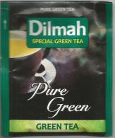 TEA BAG  (FULL) SACHET DE THÉ  Sri Lanka Pure Green - Unclassified