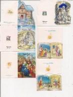 Saisons & Fêtes - Noël - Joli Lot De 13 Etiquettes Cadeau -  (toutes Différentes) - Xmas