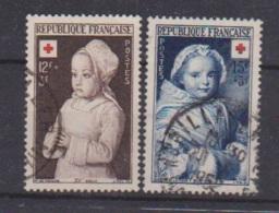 Croix Rouge / N 914 Et 915 / Oblitérés - Gebraucht