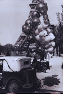 PARIS 1900 MARCHAND E BALLON - Petits Métiers à Paris