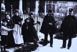 PARIS 1900 LES RAMEAUX - Petits Métiers à Paris
