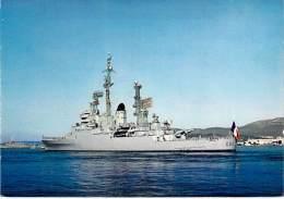 """BATEAU DE GUERRE ( FRANCE ) Warship Kriegsschiff : Le Croiseur """" COLBERT """" Oorlogsschip Nave Da Guerra Buque De Guerra - Warships"""