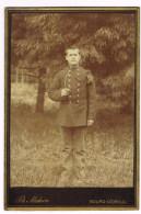 KAMP VAN BEVERLOO Foto Militair 17 Cm Op 11 Cm - Leopoldsburg (Camp De Beverloo)
