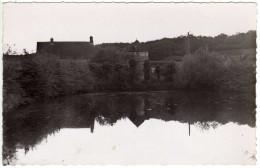 BERTHECOURT - Château De Parisis Fontaine.  Carte Photo   2 Scans   TBE - Francia