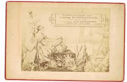 1888 Maatschappij Der Vrijwilligersleger (niemand Gedwongen Soldaat)voor Jaak Van Den Bemden 16 Cm Op 10.5 Cm - 1939-45