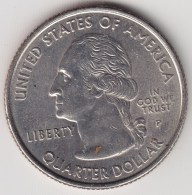 @Y@  USA   1/4 Dollar  Quarter   1999     (2998)   Georgia - Émissions Fédérales