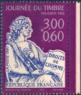 3051  JOURNEE TIMBRE MOUCHON   OBLITERE ANNEE 1997 - Frankreich