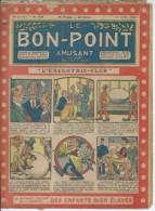 """LE BON-POINT AMUSANT  N° 509  """" L'EXENTRIC-CLUB """"   -  ALBIN MICHEL   1922 - Magazines Et Périodiques"""