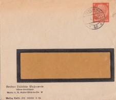 DR Privat-GS-Umschlag Minr.PU125 Berliner Std. Wasserwerke Berlin 14.1.36 - Deutschland