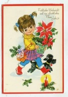 CHRISTMAS - AK 277172 Fröhliche Weihnachten Und Ein Glückliches Neues Jahr - Autres