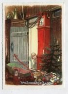 CHRISTMAS - AK 277179 Weihnachtszeit - Christmas