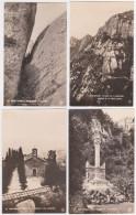 Montserrat (9 Postcards) 1920-1935 - Espagne