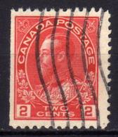 KANADA 1911 - MiNr: 93 B E  Used - 1911-1935 George V