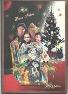 Italia 1999; FOLDER Natale : Emissione Congiunta Italia-Finlandia. Al Di Sotto Del Facciale. - 6. 1946-.. Repubblica