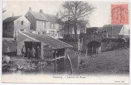 OISSERY - Lavoir Et Pont - France